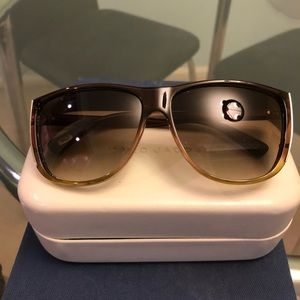 Marc Jacobs sunglasses. Worn several times